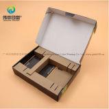 Cadre de empaquetage de produit électrique d'impression de papier ondulé