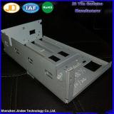 Lamiera sottile lavorante personalizzata di CNC che timbra le parti per l'aeroplano