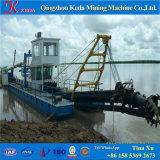 砂の浚渫機械、携帯用砂の吸引の浚渫船