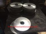 Diversas tallas de la lámina circular de China para el hierro y la madera del corte