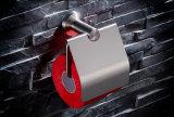 Estilo redondo de acero inoxidable 304 Soporte de Papel Higiénico Accesorios de Baño