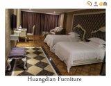 프랑스 작풍 대형 침대 호텔 침실 가구 세트 2개 (HD036)