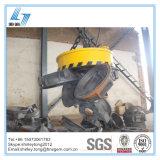 Eletro tirante magnético do Forklift circular para sucatas de levantamento