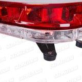 Senken LED Dach-Oberseite-warnende Krankenwagen-Polizei-heller Stab mit Sirene-Hupen-Lautsprecher