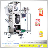 Spout를 가진 자동적인 Vertical Liquid Milk Pouch Form Fill Seal Packing Machine
