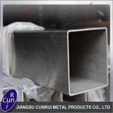 tubo rettangolare del quadrato dell'acciaio inossidabile 201 202 304 316 310
