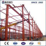 鉄骨構造の倉庫のためのセリウムによって証明されるプレハブの鉄骨構造の建物