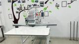 Costura de China y pista de la máquina del bordado sola para la pequeña empresa en Uganda