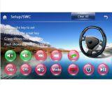 Véhicule GPS de la crispation 6.0 avec l'iPod de GPS 3G le RDS TV