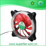 LED de cor única de 120 mm do refrigerador do ventilador, caso o ventilador do PC