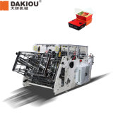 De Monteur van het karton in het Karton wordt gebruikt die van de Machine van de Monteur van de Doos van het Karton van de Melk Machine vormen die