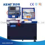 (GS20-FANUC) Alta precisión y pequeño torno del CNC de la cuadrilla