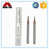 HRC55 de carboneto de alta qualidade colo longo extremidade quadrada Mills