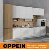 Oppein 현대 최신 판매 360cm 폭 기준 백색 부엌 찬장 (OP17-PVC05)