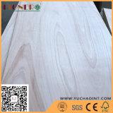 Certificat Carb P2 5mm Okoume Face contreplaqué Commercial de Linyi