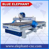 De blauwe Gravure die van de Olifant CNC Routers voor Verkoop Ele1550 snijden