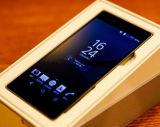 ソニーZ5優れたE6853 5.5inchの人間の特徴をもつスマートな電話のためにオリジナルはロック解除した