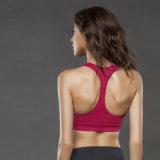 Trajes calientes de la venta para las muchachas que acumulan el sujetador de la yoga de los deportes para el busto grande