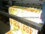 Zoll druckt im Freienbekanntmachenreflektierende Vinylfahnen-materielles Drucken Guangzhou