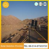 L'energia solare LED solare illumina gli indicatori luminosi di via solari del sistema di energia solare