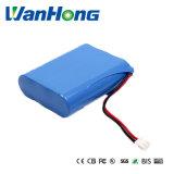 Batería de 3.7V 6000mAh 18.650 para el Producto Digital