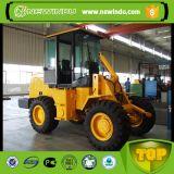 Lw800K-cargadora de ruedas de 8 toneladas de GNL con Gas Natural
