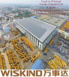 La construcción de la estructura de acero rápido prefabricados haz para almacén