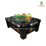 8 máquina más del cazador del rey 3 video pescados del océano del juego de juego de los pescados de vector de la arcada de los jugadores