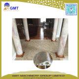 Profil de marbre d'imitation de Faux de pointe de PVC/chaîne production en plastique de tuile