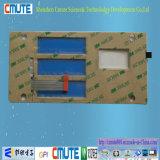 telclado numérico transparente del interruptor de membrana de 3m300lse tres LCD Windows