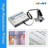 Barcode Inkjet разрешения низкой стоимости высокие и принтер срока годности