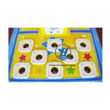 아이들 (ZJ-WAM-02)를 위한 단 하나 두 배 사람들 구타하 두더지 게임 기계