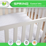 항저우 직물 호의를 베푸는 가격 면은 TPU를 가진 100% 침대 버그 증거 아기 어린이 침대 매트리스 Encasement를 방수 처리한다