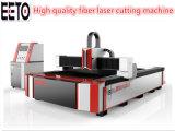 cortadora del laser de la fibra del CNC 1500W para la aplicación del hardware de la cocina de las ilustraciones del metal