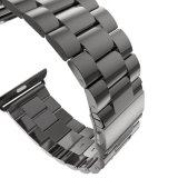 De Riem van het Horloge van het roestvrij staal voor Iwatch Reeks 3/2/1 Band 38mm/42mm