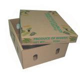 Caixa de papel ondulada de vegetal de fruta