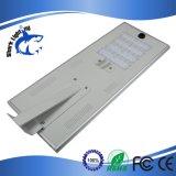 IP65 impermeable al aire libre 3 años de la garantía LED de luz de calle solar