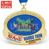 학교를 위한 도매 주문 금속 스포츠 메달