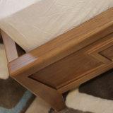 Qualitäts-Schlafzimmer-Möbel-festes Holz-Bett (CH-623)