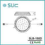 6W de luz LED de aluminio Die-Casting DOT