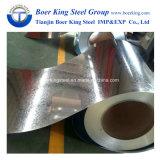 PPGI / HDG / Gi/Secc Dx51 revestido de zinco laminado a frio/quente da bobina de aço galvanizado médios / folha / Placa / Tiras