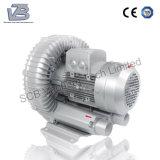 Со стороны вакуумного канала компрессора для обработки сточных вод