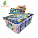 Máquina de juego de juego de rey Fish Hunter Arcade Fishing del dragón del vector de juego del rey 2 pescado del océano