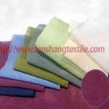 Silk Leinenvorgespinst-Drucken-Gewebe für volles Kleid-Vorhang
