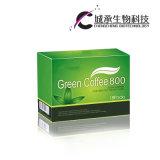 Perdita di peso di dimagramento verde del caffè 800