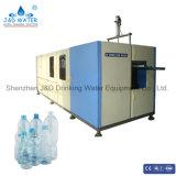 Tramo de alta velocidad automática máquina de moldeo por soplado para botellas PET