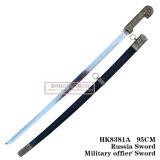 Da espada comandante de Rússia da espada do russo espada militar 95cm HK8381A de Offier