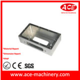 Bloque que trabaja a máquina del CNC de la precisión de aluminio del OEM