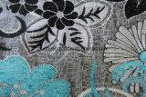 Isrel buena Jacquard tejido chenilla tapizado sofá (Fürth31894)
