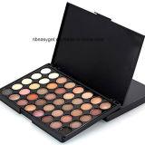 El reflejo mate cosmético de la gama de colores del maquillaje de la crema del sombreador de ojos fijó 40 el color Esg10279